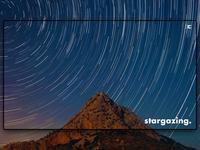 Day 121: Stargazing