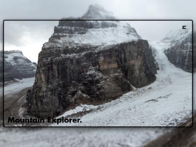 Day 160: Mountain Explorer.