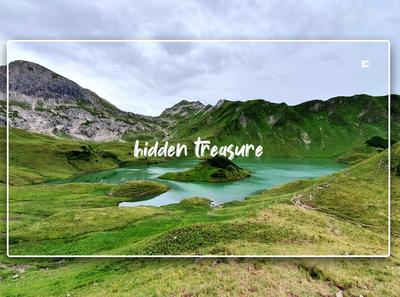 Day 240: Hidden Treasure.