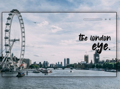 Day 274: The London Eye.
