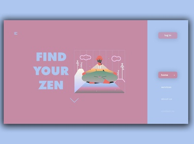 Day 284: Find Your Zen.