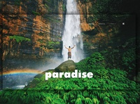 Day 325: Paradise.