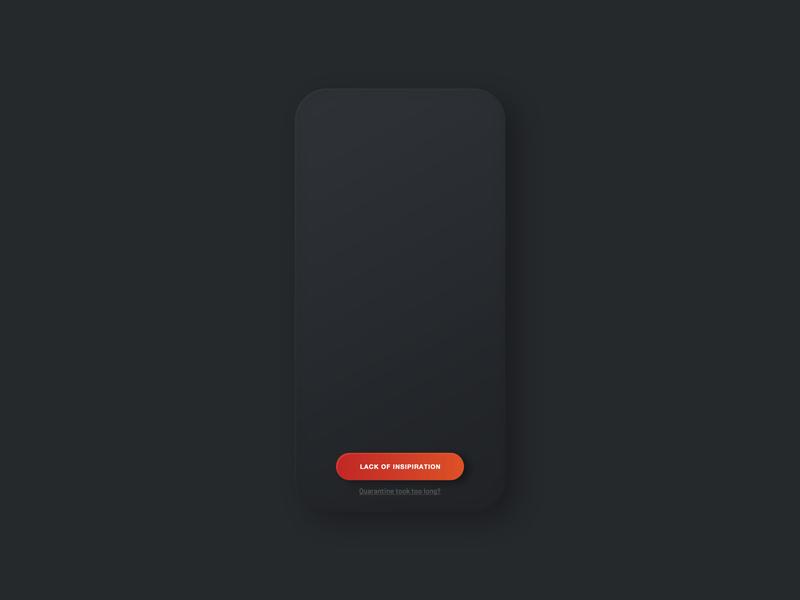 Quarantine Work app flat web ui ux typography brand clean branding design