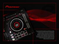 Pioneer Audio Controller