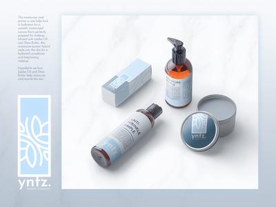 Yntz. Organic Cosmetics