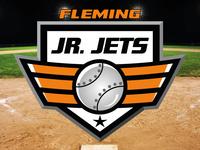 Fleming Jr Jets Logo