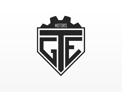 Logo design for GTE Motors branding logo design
