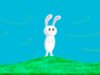 Hipnotized Bunny