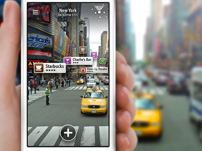 Travel App (PSD)
