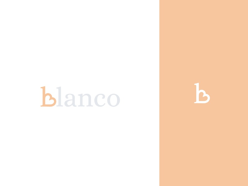 Blanco swan blanco design logo branding