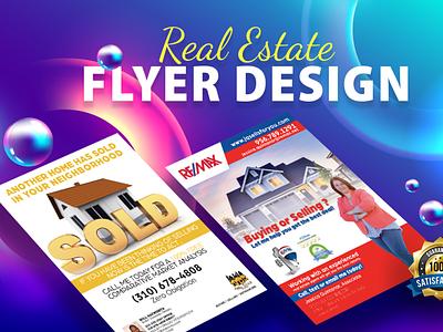 Minimal Real Estate FLYER brochure layout illustration brochure real estate agency real estate agent real estate flyer design flyer design clean