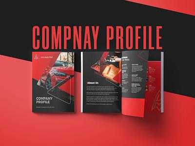 COMPANY PROFILE DESIGN company creative profile brochure company brochure company profile vector branding brochure design brochure layout brochure design clean
