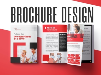 Medical Clinic Company profile company profile design comapny medical design branding medical care