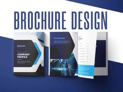 Company Profile design brochure template brochure design business profile company profile