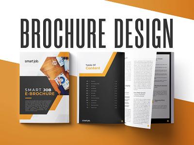 E-Brochure design e-brochure brochure design brochure design clean