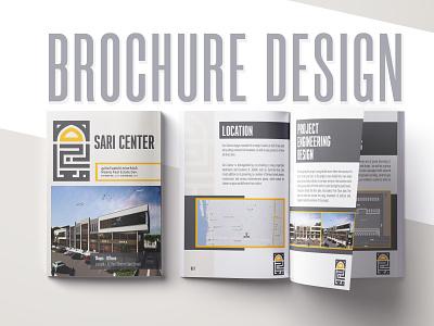 Real Estate Brochure brochure design real estate branding real estate agency real estate agent real estate