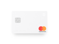 Revolut for business   white business card