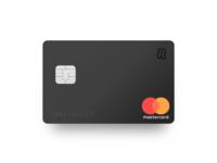 Revolut for business   black business card