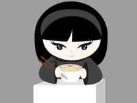 Noodle Girl