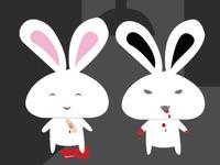 Rabbits Murderers