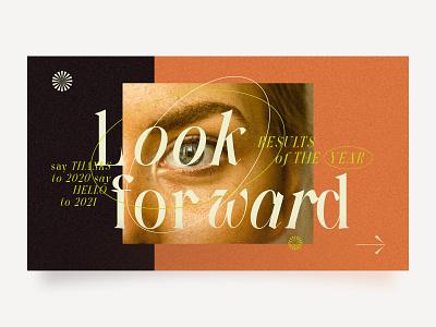 Orange inspiration orange inspiration eye uidesign concept webdesign design ui