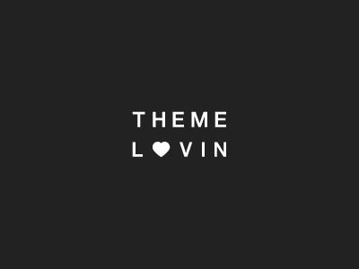 Themelovin Logo logo logotype brand themelovin