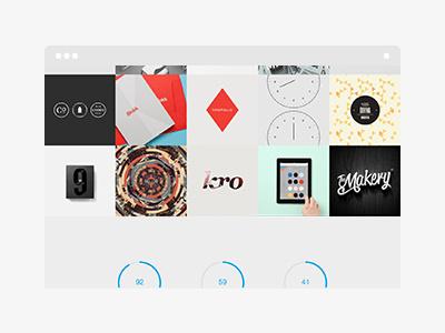 Bloq WordPress Theme grid minimalistic portfolio themeforest theme wordpress