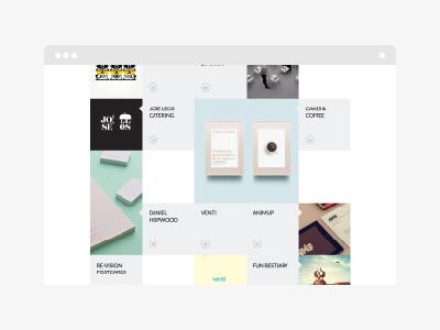 Grido WordPress Theme grid flat portfolio themeforest theme wordpress