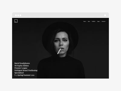 Oslo WordPress Theme visual composer portfolio grid agency blog clean creative freelance masonry minimal modern