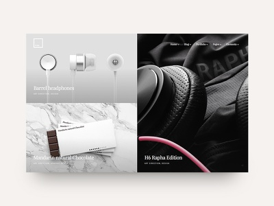 Oslo Portfolio Masonry creative modern minimal clean grid masonry portfolio wordpress