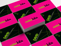 Business Cards : xadorlabs