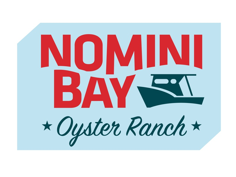 Nomini Bay logodesign logo branding