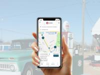 Fuel app design
