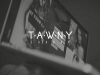 Branding Tawny Jordan - Design / Print