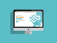 SKYLOOP STUDIO: Web Design