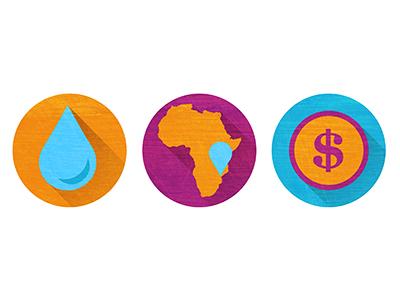 Tanzania water project dribbble