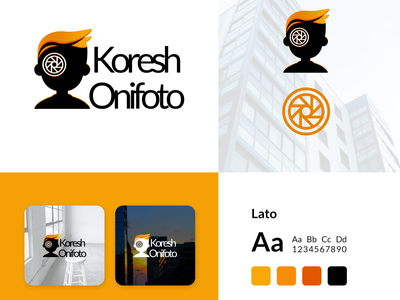 Photography Logo Design photographer logo photographer photograhy illustration branding design nigerian logo brand identity brand design