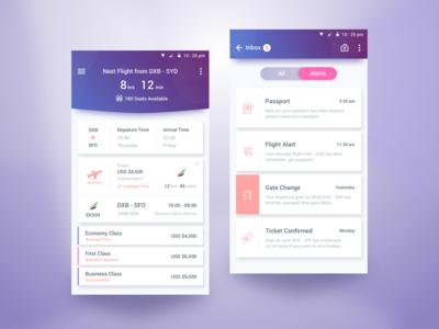 Flight Schedule App bangladesh airport android ticket plane qatar ryanair etihad flight booking material design emirates airplane