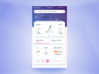 Air Ticket Booking App