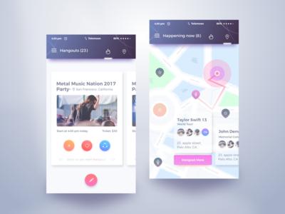Hangout App