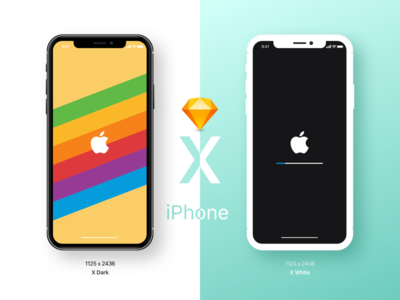 iPhone X Mockup Freebie! iphone ui iphone iphone 6s iphone x iphone mockup iphone 8 apple device mockup freebie
