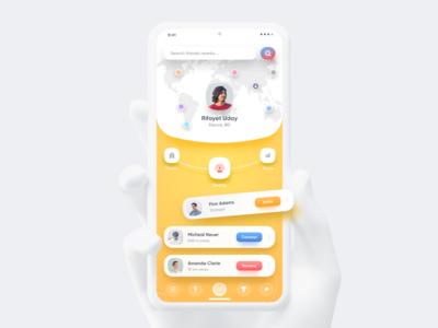 Nearby App Rebound