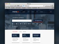 imena.ua redesign