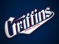 Grand Rapids Griffins Tail Concept