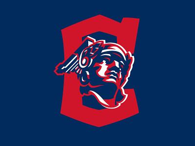 Cleveland Guardians Logo Rebrand vector branding brand rebrand logo sports baseball mlb clevelandguardians guardians cleveland