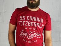 Edmund Fitzgerald Tee