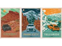 Audi Poster Series