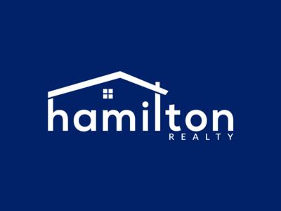 Logo Design For Hamilton Realty