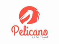 Logo Design For Pelicano Safe Food