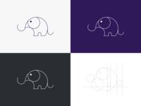 Elephant Logo 01